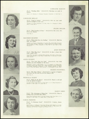 Page 13, 1950 Edition, Auburn High School - Cauldron Yearbook (Auburn, MA) online yearbook collection