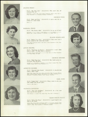 Page 14, 1950 Edition, Auburn High School - Cauldron Yearbook (Auburn, MA) online yearbook collection