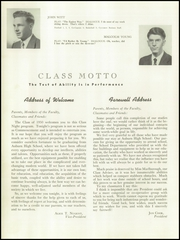Page 16, 1950 Edition, Auburn High School - Cauldron Yearbook (Auburn, MA) online yearbook collection