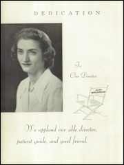 Page 6, 1950 Edition, Auburn High School - Cauldron Yearbook (Auburn, MA) online yearbook collection