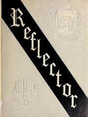 Page 1, 1959 Edition, Wayland High School - Reflector Yearbook (Wayland, MA) online yearbook collection