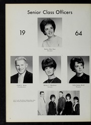Page 10, 1964 Edition, Wayland High School - Reflector Yearbook (Wayland, MA) online yearbook collection
