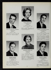 Page 16, 1964 Edition, Wayland High School - Reflector Yearbook (Wayland, MA) online yearbook collection