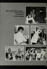 Page 10, 1980 Edition, Wayland High School - Reflector Yearbook (Wayland, MA) online yearbook collection