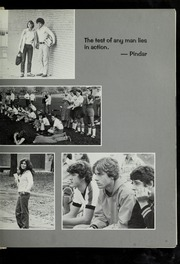 Page 15, 1980 Edition, Wayland High School - Reflector Yearbook (Wayland, MA) online yearbook collection