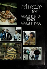 Page 5, 1980 Edition, Wayland High School - Reflector Yearbook (Wayland, MA) online yearbook collection