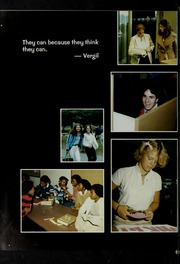 Page 8, 1980 Edition, Wayland High School - Reflector Yearbook (Wayland, MA) online yearbook collection