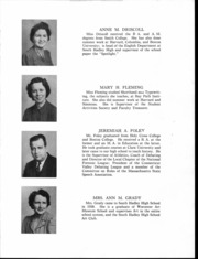 Page 14, 1943 Edition, South Hadley High School - Spotlight Yearbook (South Hadley, MA) online yearbook collection
