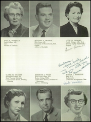 Page 14, 1959 Edition, South Hadley High School - Spotlight Yearbook (South Hadley, MA) online yearbook collection