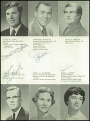 Page 16, 1959 Edition, South Hadley High School - Spotlight Yearbook (South Hadley, MA) online yearbook collection