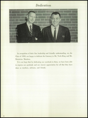 Page 8, 1959 Edition, South Hadley High School - Spotlight Yearbook (South Hadley, MA) online yearbook collection