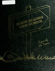 North Reading High School - Yearbook (North Reading, MA) online yearbook collection, 1988 Edition, Page 1