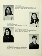 Page 16, 1974 Edition, Apponequet High School - Polarion Yearbook (Lakeville, MA) online yearbook collection