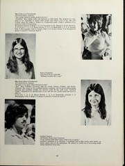 Page 19, 1974 Edition, Apponequet High School - Polarion Yearbook (Lakeville, MA) online yearbook collection