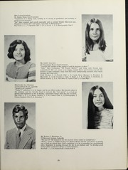 Page 33, 1974 Edition, Apponequet High School - Polarion Yearbook (Lakeville, MA) online yearbook collection