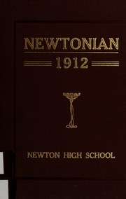 Newton High School - Newtonian Yearbook (Newton, MA) online yearbook collection, 1912 Edition, Page 1