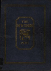 Newton High School - Newtonian Yearbook (Newton, MA) online yearbook collection, 1930 Edition, Page 1