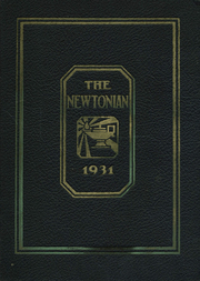 Newton High School - Newtonian Yearbook (Newton, MA) online yearbook collection, 1931 Edition, Page 1