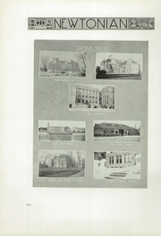 Page 10, 1932 Edition, Newton High School - Newtonian Yearbook (Newton, MA) online yearbook collection
