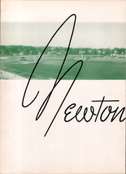 Page 8, 1939 Edition, Newton High School - Newtonian Yearbook (Newton, MA) online yearbook collection