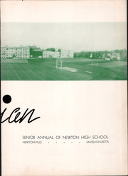 Page 9, 1939 Edition, Newton High School - Newtonian Yearbook (Newton, MA) online yearbook collection