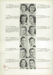 Page 10, 1940 Edition, Newton High School - Newtonian Yearbook (Newton, MA) online yearbook collection