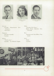 Page 15, 1940 Edition, Newton High School - Newtonian Yearbook (Newton, MA) online yearbook collection