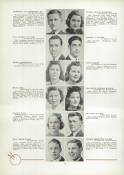 Page 8, 1940 Edition, Newton High School - Newtonian Yearbook (Newton, MA) online yearbook collection