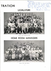 Page 13, 1951 Edition, Newton High School - Newtonian Yearbook (Newton, MA) online yearbook collection
