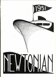 Page 7, 1951 Edition, Newton High School - Newtonian Yearbook (Newton, MA) online yearbook collection