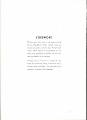 Page 8, 1951 Edition, Newton High School - Newtonian Yearbook (Newton, MA) online yearbook collection