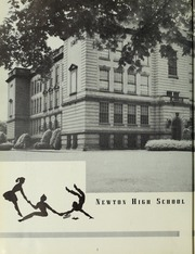 Page 6, 1954 Edition, Newton High School - Newtonian Yearbook (Newton, MA) online yearbook collection