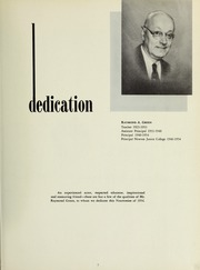 Page 9, 1954 Edition, Newton High School - Newtonian Yearbook (Newton, MA) online yearbook collection
