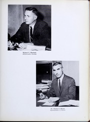 Page 11, 1964 Edition, Newton High School - Newtonian Yearbook (Newton, MA) online yearbook collection