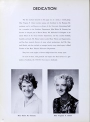Page 14, 1964 Edition, Newton High School - Newtonian Yearbook (Newton, MA) online yearbook collection