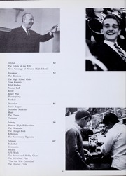 Page 10, 1965 Edition, Newton High School - Newtonian Yearbook (Newton, MA) online yearbook collection