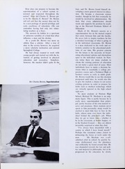 Page 16, 1965 Edition, Newton High School - Newtonian Yearbook (Newton, MA) online yearbook collection