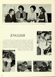 Page 14, 1963 Edition, East Bridgewater High School - Torch Yearbook (East Bridgewater, MA) online yearbook collection