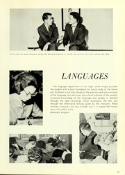 Page 15, 1963 Edition, East Bridgewater High School - Torch Yearbook (East Bridgewater, MA) online yearbook collection
