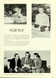 Page 17, 1963 Edition, East Bridgewater High School - Torch Yearbook (East Bridgewater, MA) online yearbook collection