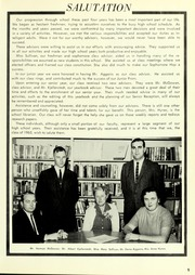Page 9, 1963 Edition, East Bridgewater High School - Torch Yearbook (East Bridgewater, MA) online yearbook collection