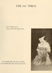 Page 5, 1967 Edition, East Bridgewater High School - Torch Yearbook (East Bridgewater, MA) online yearbook collection