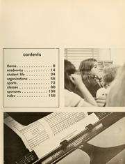 Page 9, 1971 Edition, East Bridgewater High School - Torch Yearbook (East Bridgewater, MA) online yearbook collection