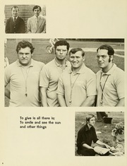 Page 12, 1972 Edition, East Bridgewater High School - Torch Yearbook (East Bridgewater, MA) online yearbook collection