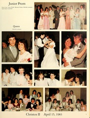 Page 11, 1984 Edition, East Bridgewater High School - Torch Yearbook (East Bridgewater, MA) online yearbook collection