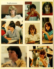 Page 16, 1984 Edition, East Bridgewater High School - Torch Yearbook (East Bridgewater, MA) online yearbook collection
