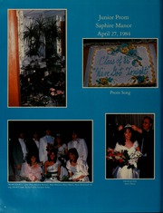 Page 10, 1985 Edition, East Bridgewater High School - Torch Yearbook (East Bridgewater, MA) online yearbook collection