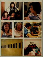 Page 14, 1985 Edition, East Bridgewater High School - Torch Yearbook (East Bridgewater, MA) online yearbook collection