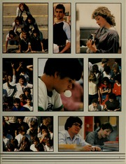 Page 7, 1986 Edition, East Bridgewater High School - Torch Yearbook (East Bridgewater, MA) online yearbook collection