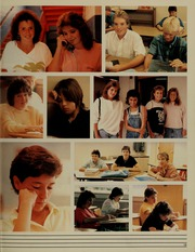 Page 17, 1988 Edition, East Bridgewater High School - Torch Yearbook (East Bridgewater, MA) online yearbook collection